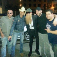 Austin Hanks, Billy Gibbons, Rob Stone