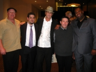 Patrick Rynn, Rob Stone, David Maxwell, Chris James, Kirk Fletcher