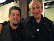 Rob Stone with Charlie Musselwhite