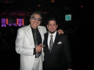 Rob Stone with Rick Estrin